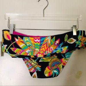 NWT Trina Turk Swimsuit Bikini Bottoms.